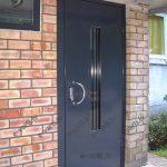 Metāla durvis un vārti