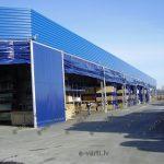 PVC vārti un aizkari