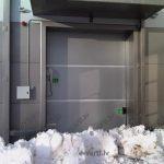 Saldētavu vārti un durvis